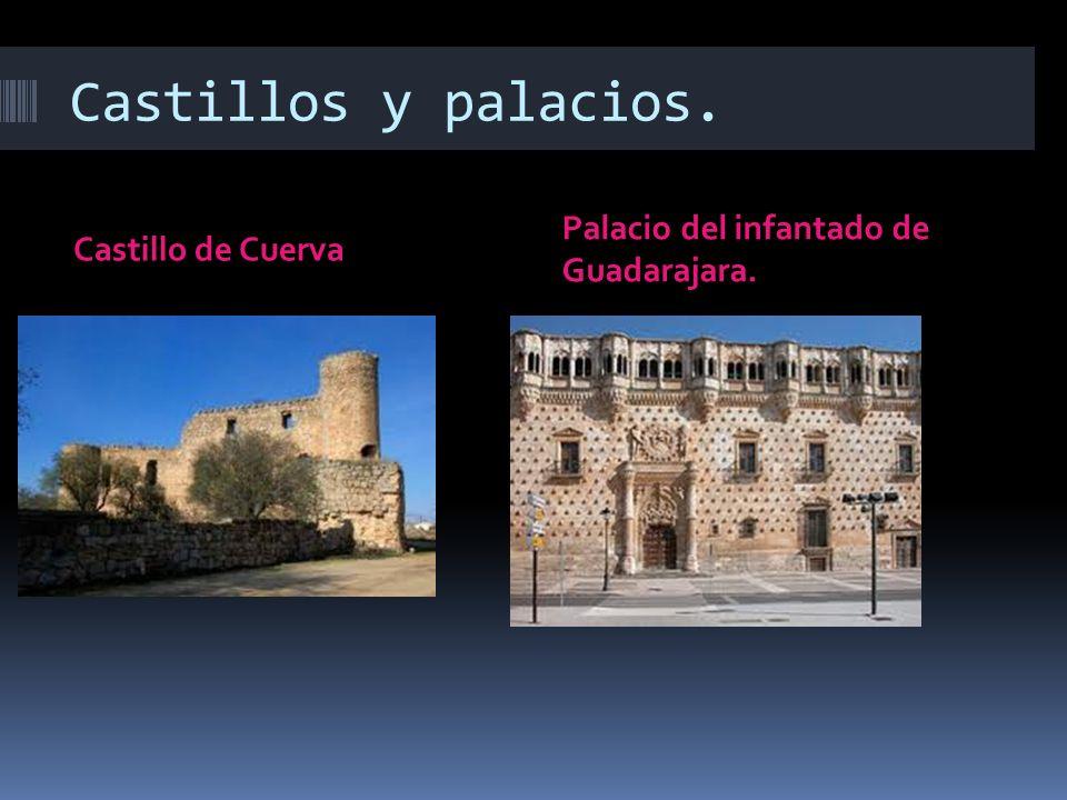 Castillos y palacios. Palacio del infantado de Guadarajara.