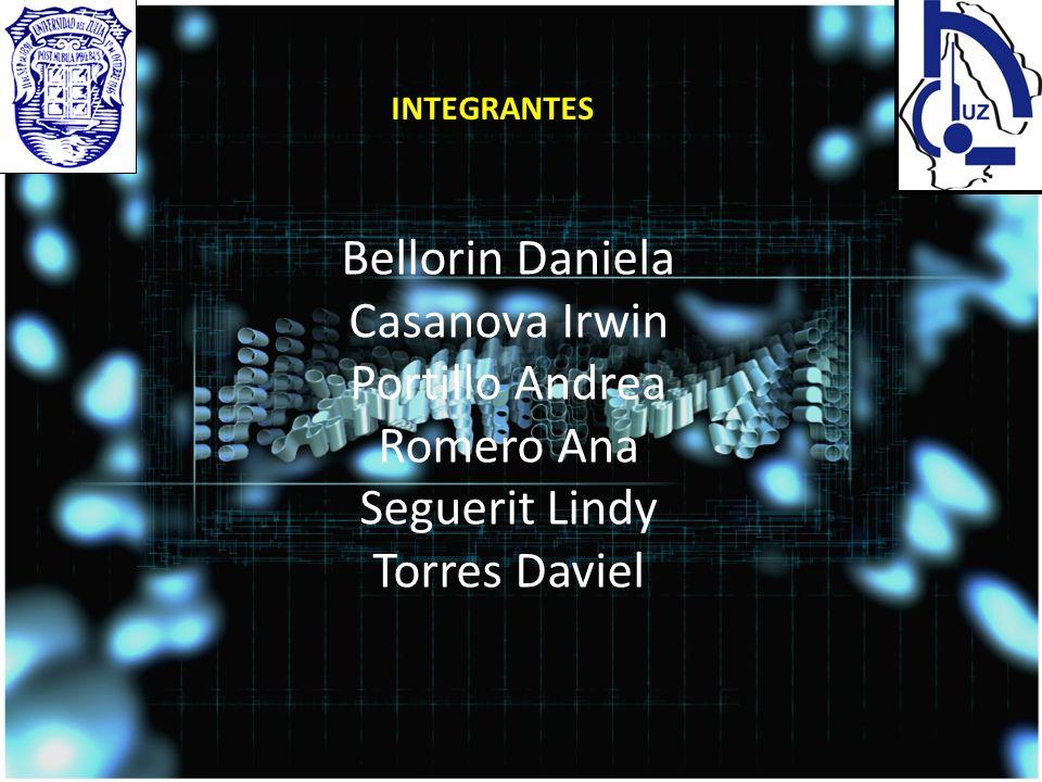 Bellorin Daniela Casanova Irwin Portillo Andrea Romero Ana