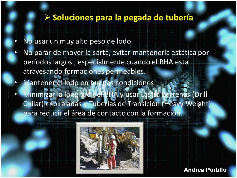 Soluciones para la pegada de tubería
