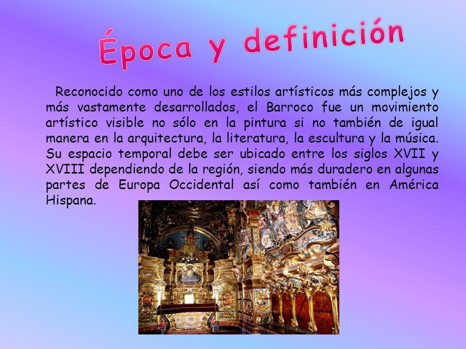 Época y definición