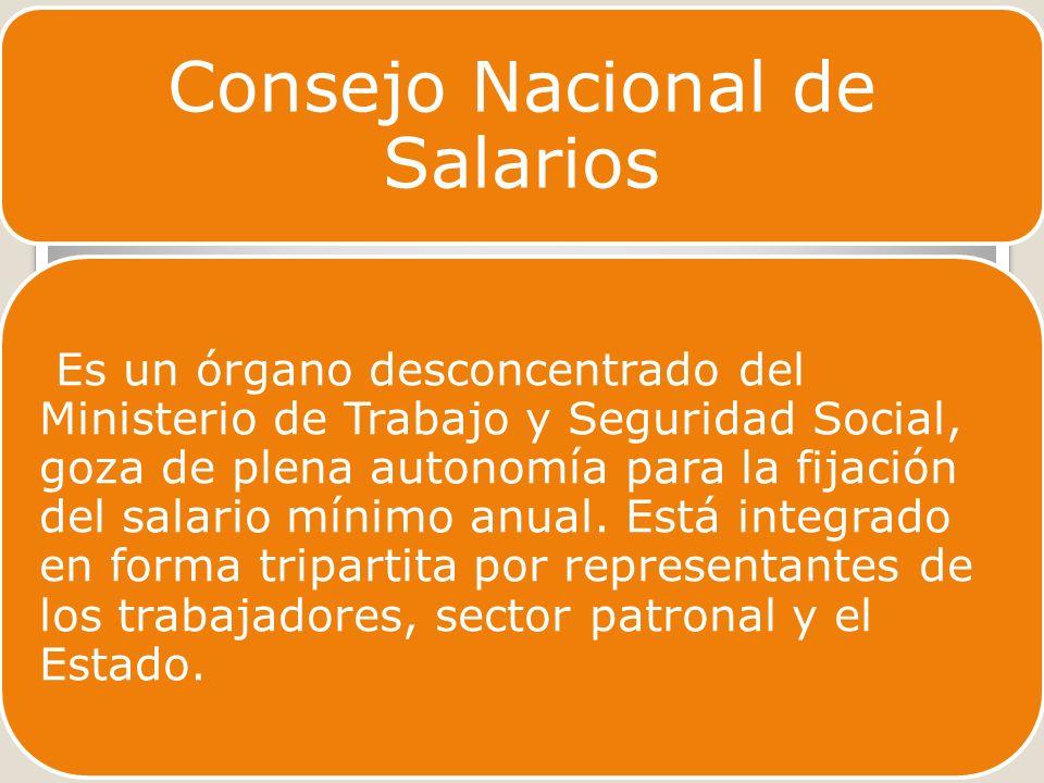 Consejo Nacional de Salarios