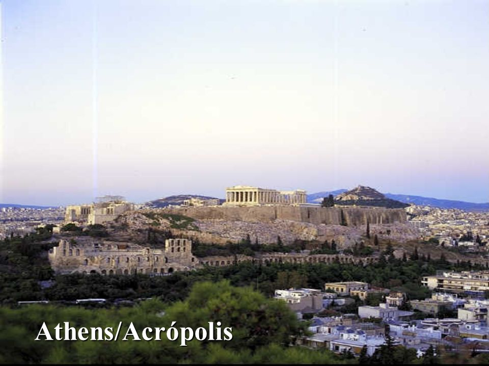Athens/Acrópolis