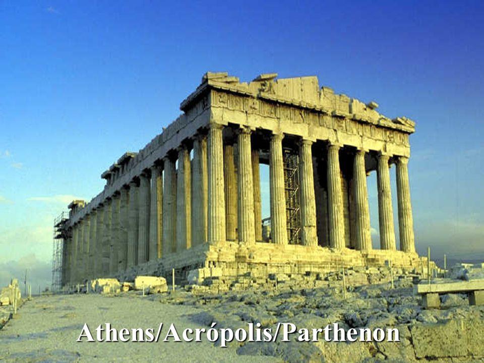 Athens/Acrópolis/Parthenon