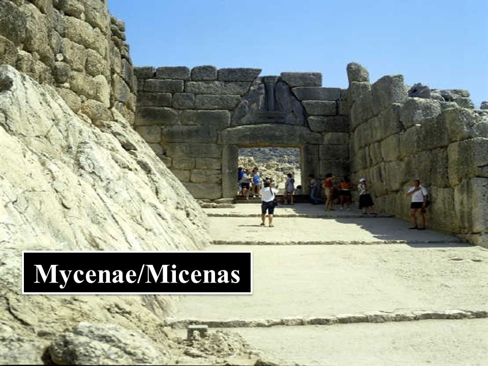 Mycenae/Micenas