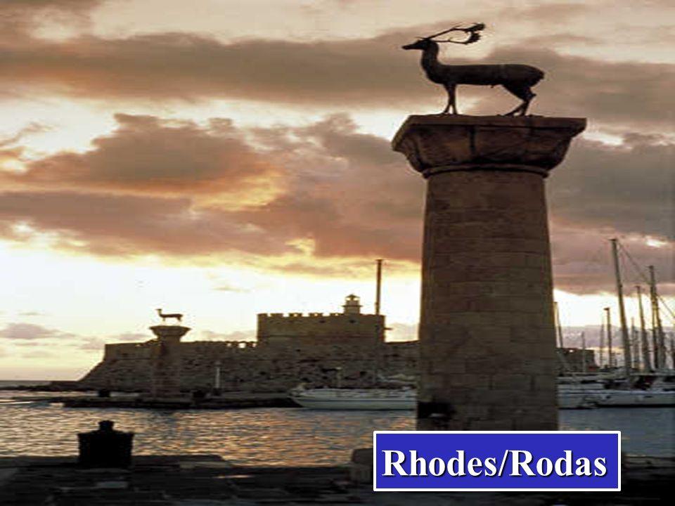 Rhodes/Rodas