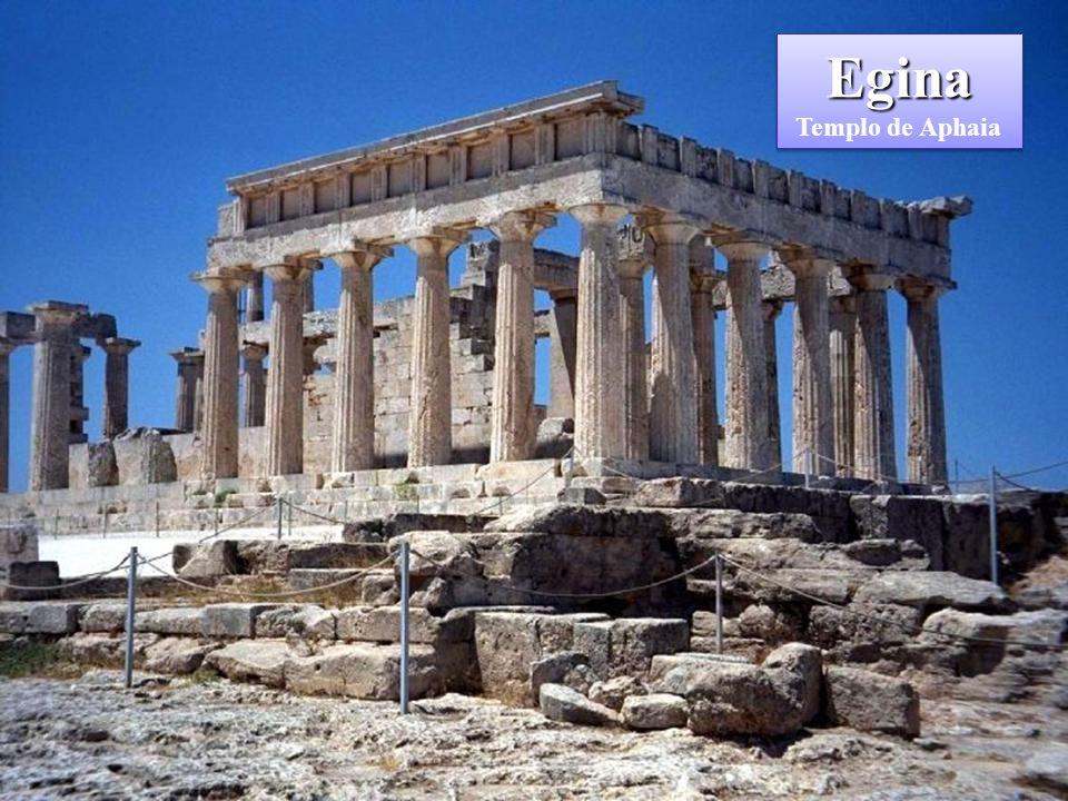 Egina Templo de Aphaia