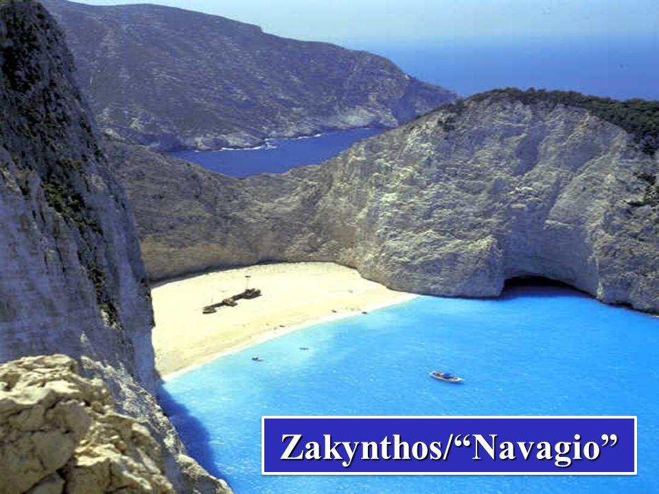 Zakynthos/ Navagio