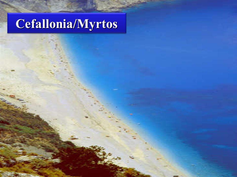 Cefallonia/Myrtos