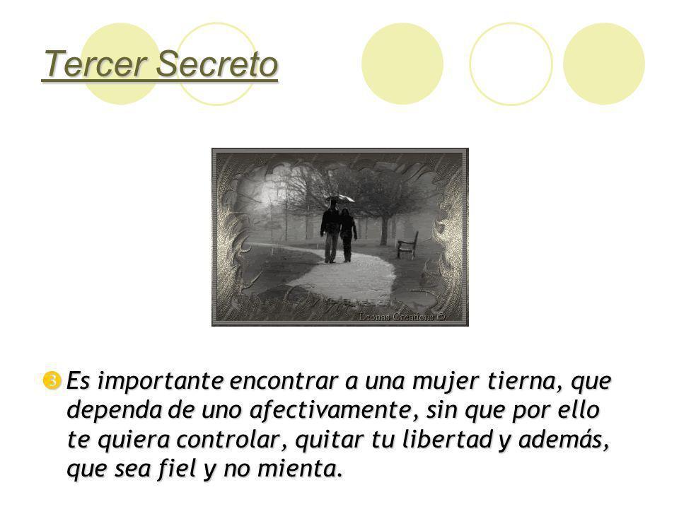 Tercer Secreto