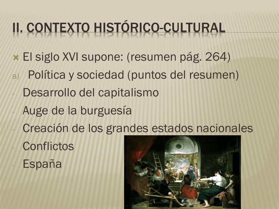 ii. Contexto histórico-cultural