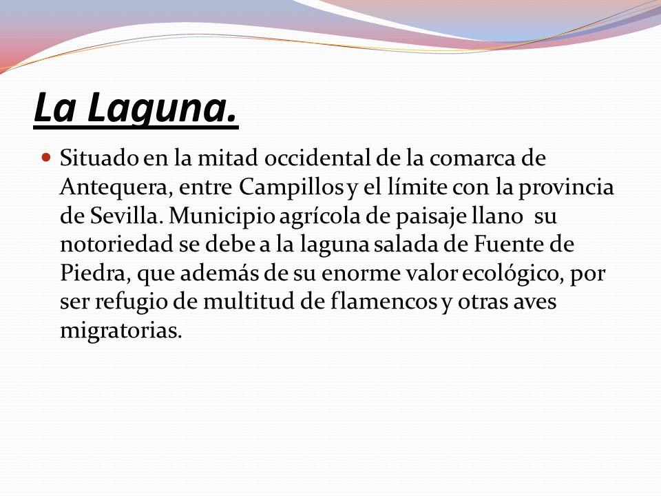 La Laguna.