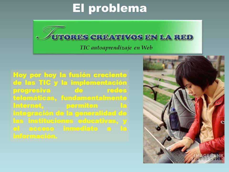 TIC autoaprendizaje en Web