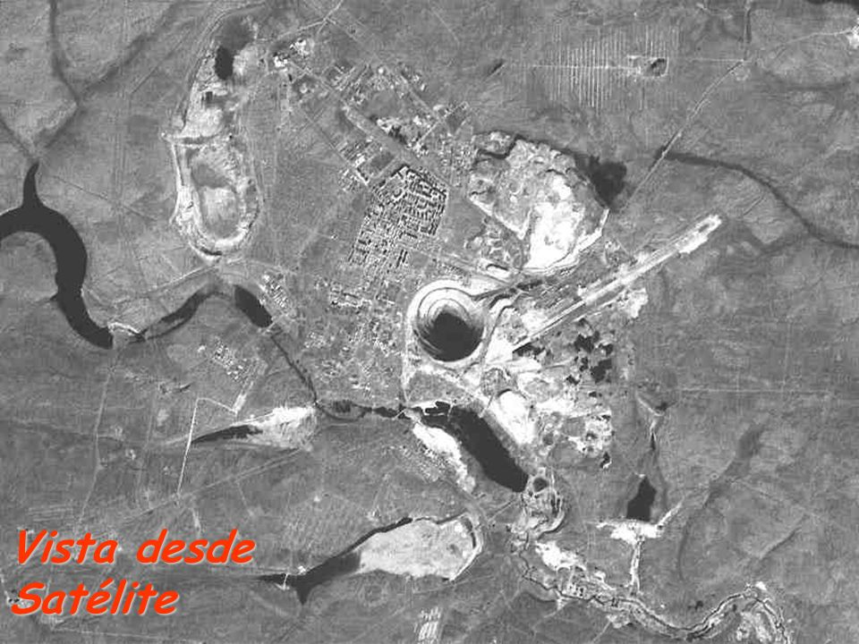 Vista desde Satélite