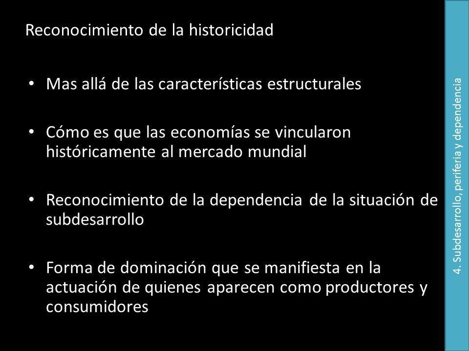 Reconocimiento de la historicidad