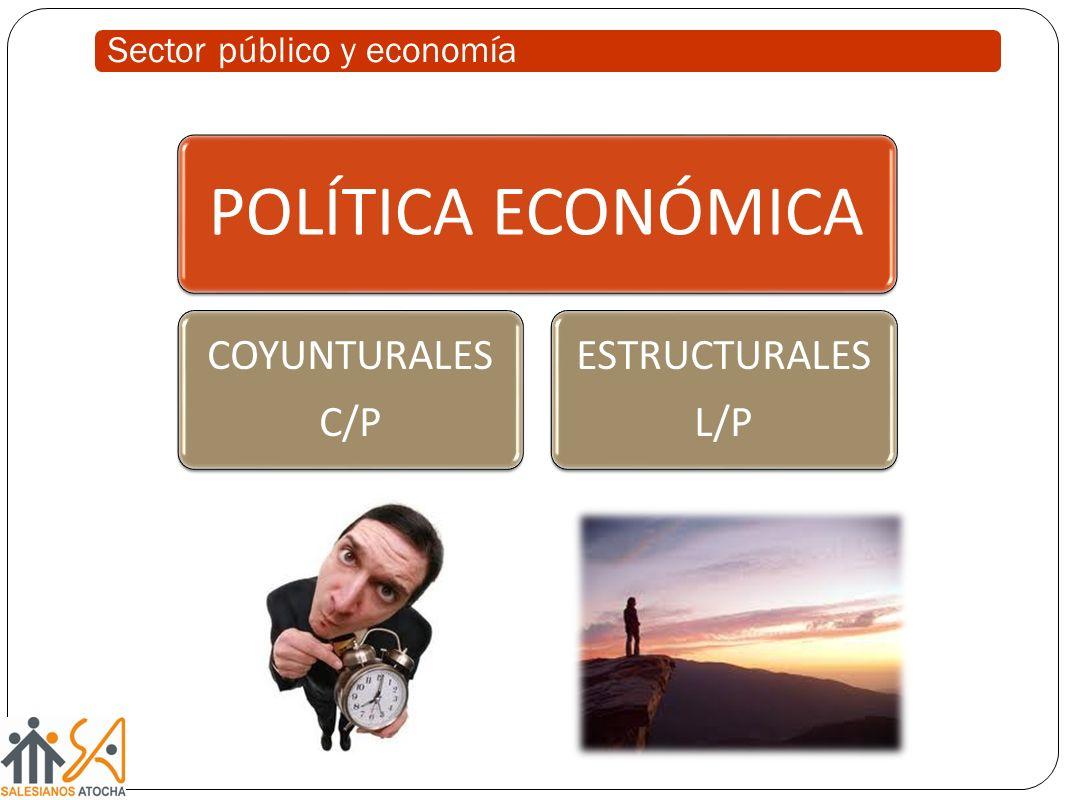 Sector público y economía