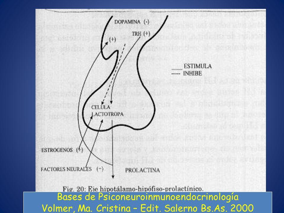 Bases de Psiconeuroinmunoendocrinología
