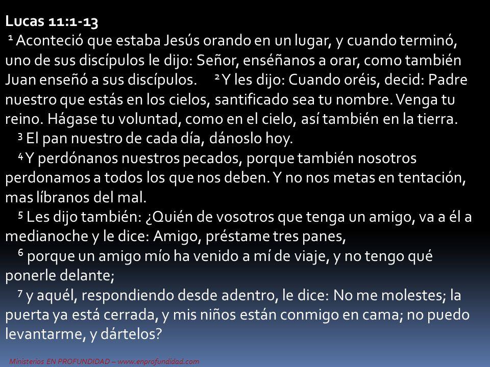 Lucas 11:1-13