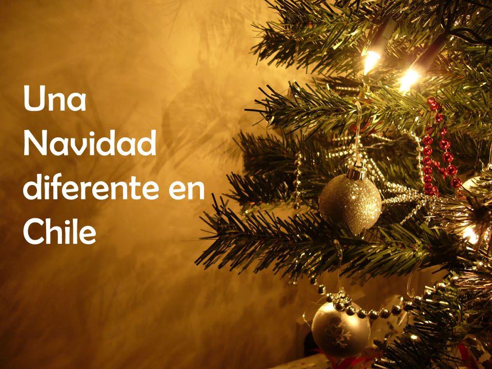 Una Navidad diferente en Chile