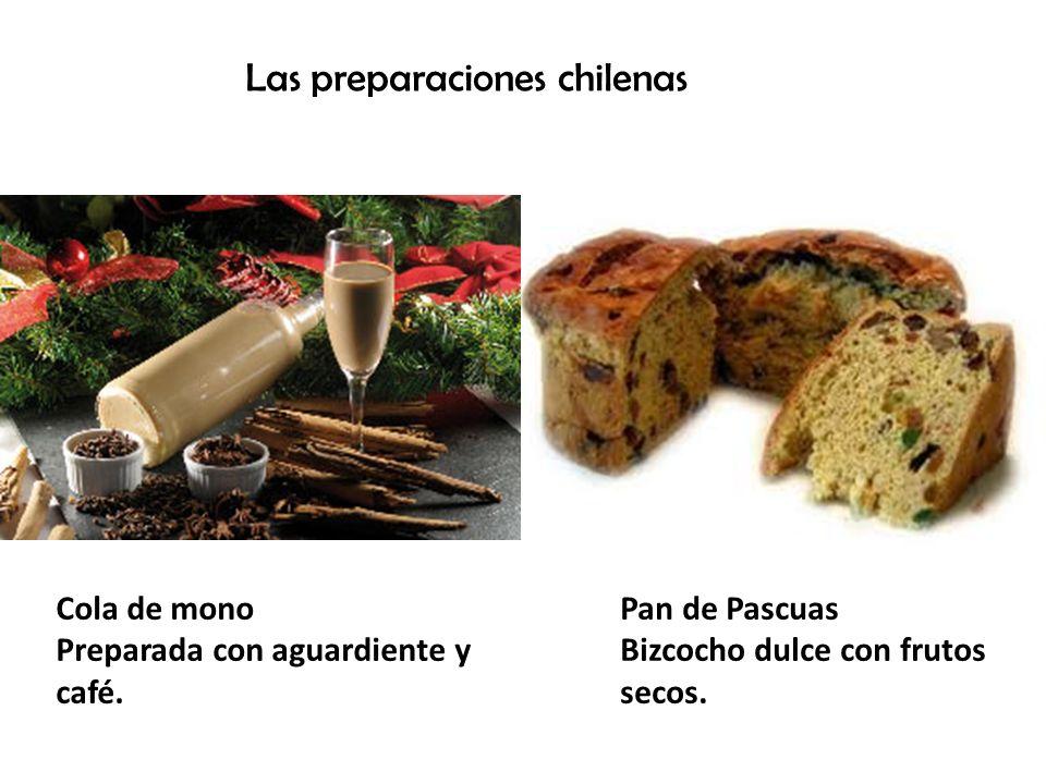 Las preparaciones chilenas