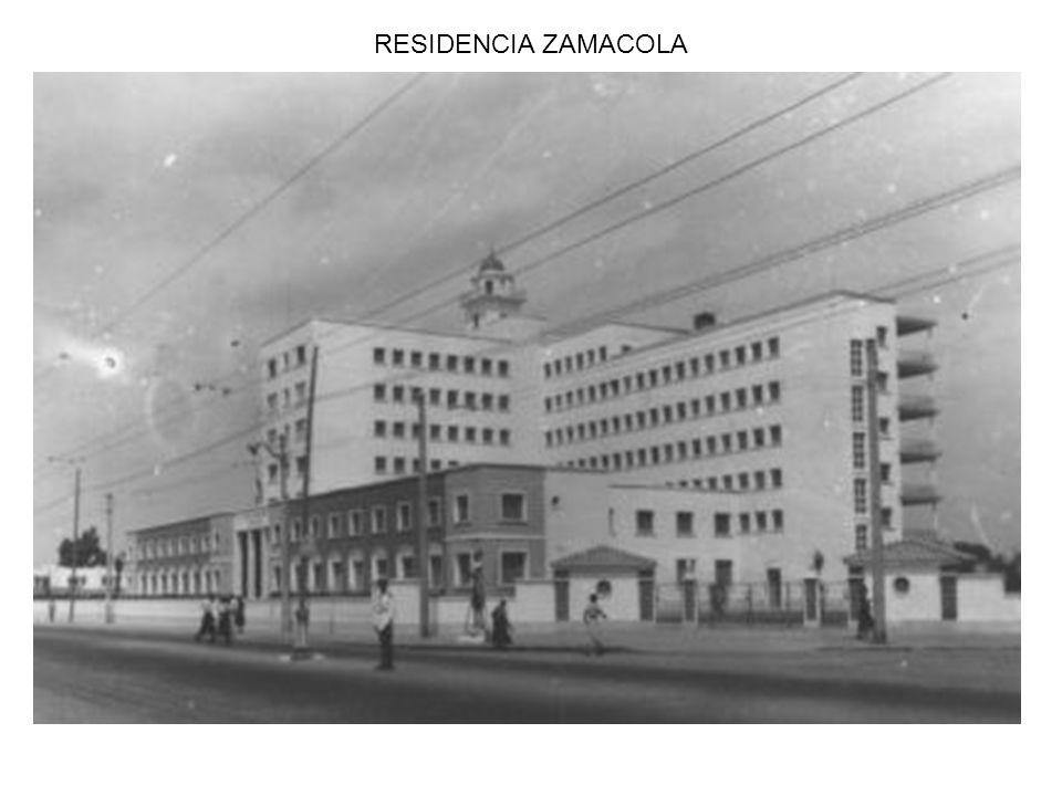 RESIDENCIA ZAMACOLA