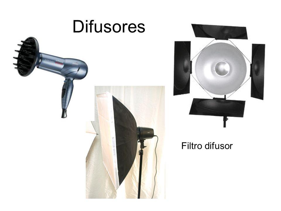 Difusores Filtro difusor