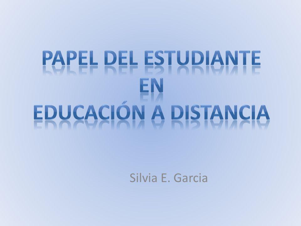 Papel del estudiante en Educación a Distancia