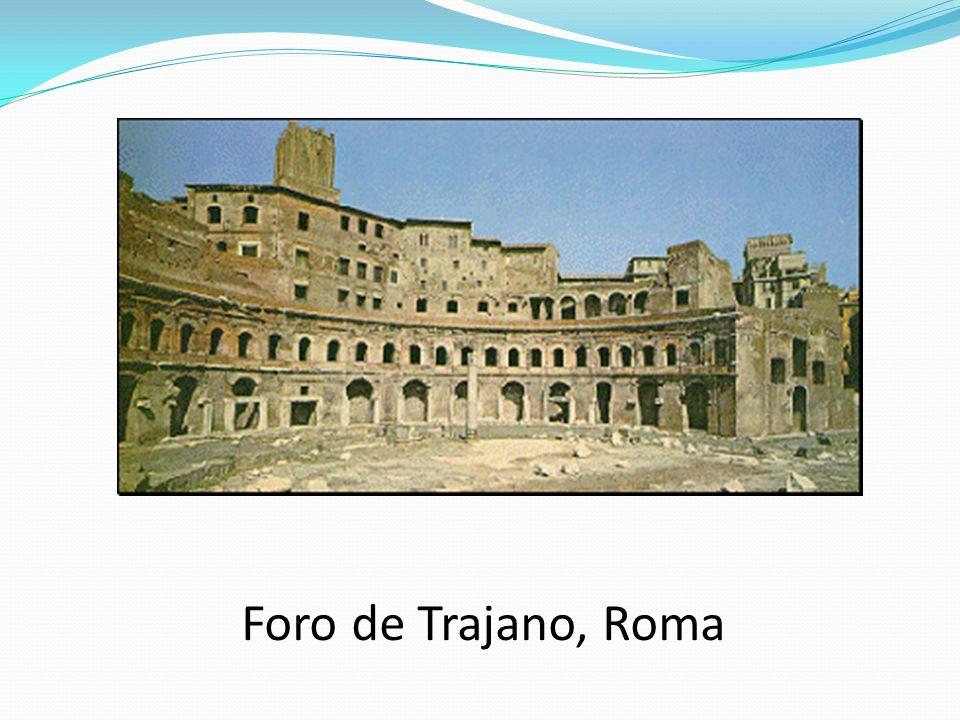 Foro de Trajano, Roma