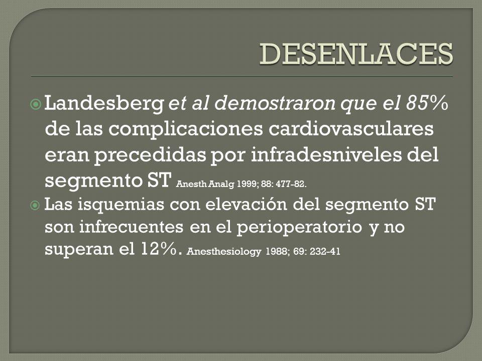 DESENLACES