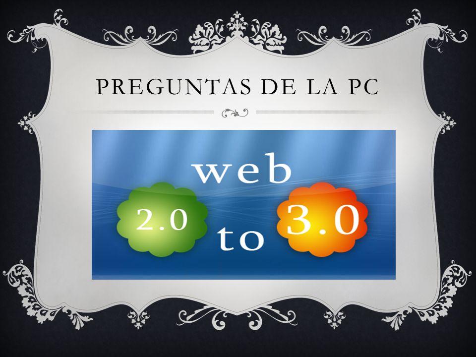 PREGUNTAS DE LA PC