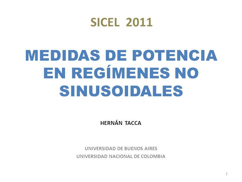 UNIVERSIDAD DE BUENOS AIRES UNIVERSIDAD NACIONAL DE COLOMBIA