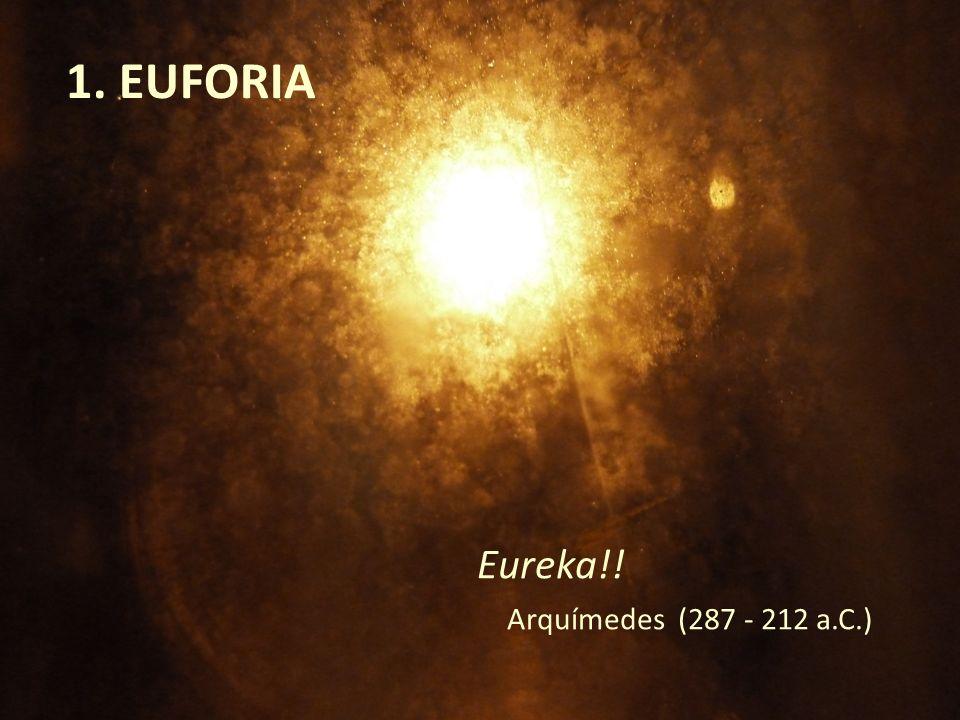 Eureka!! Arquímedes (287 - 212 a.C.)