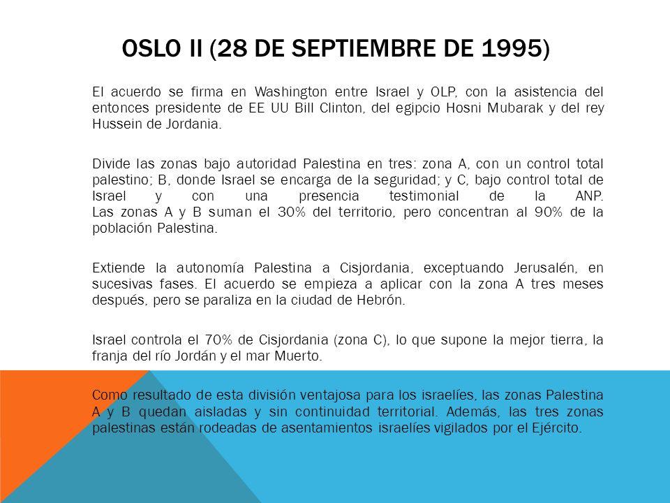 Oslo ii (28 de septiembre de 1995)