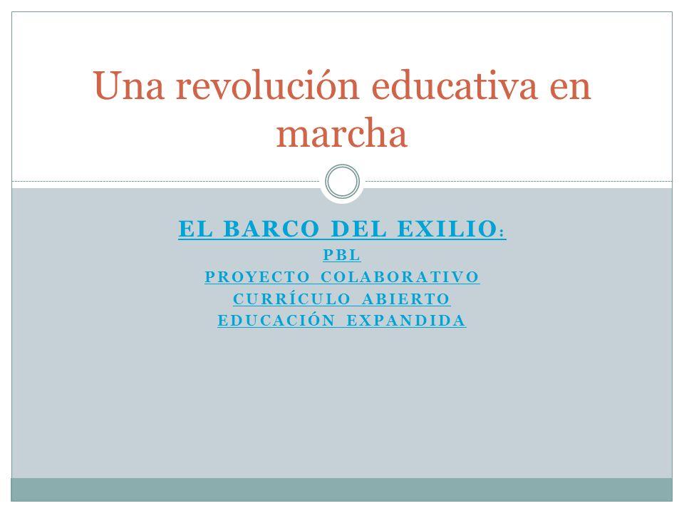 Una revolución educativa en marcha