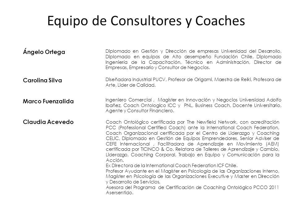 Equipo de Consultores y Coaches