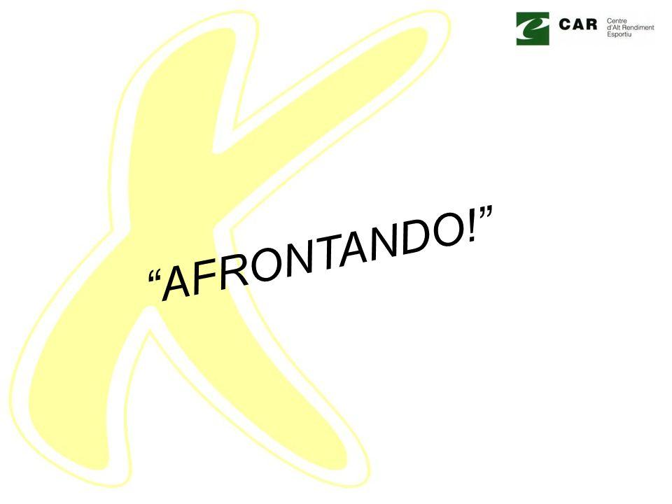 AFRONTANDO!