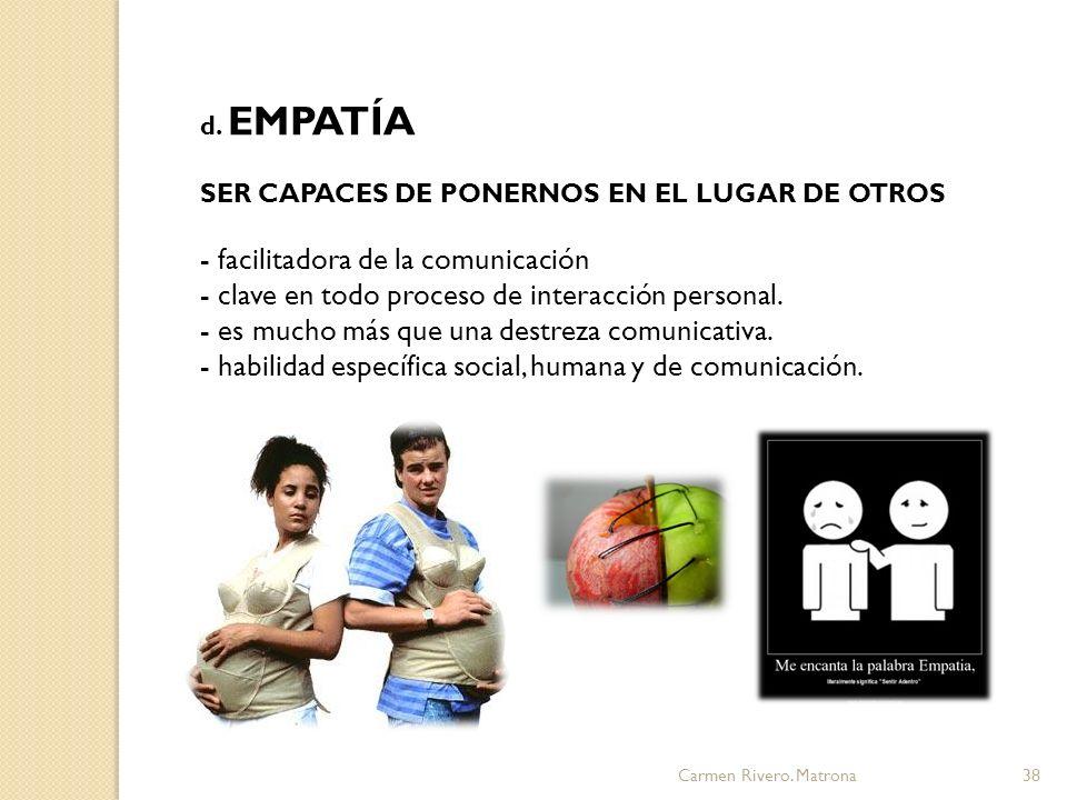facilitadora de la comunicación