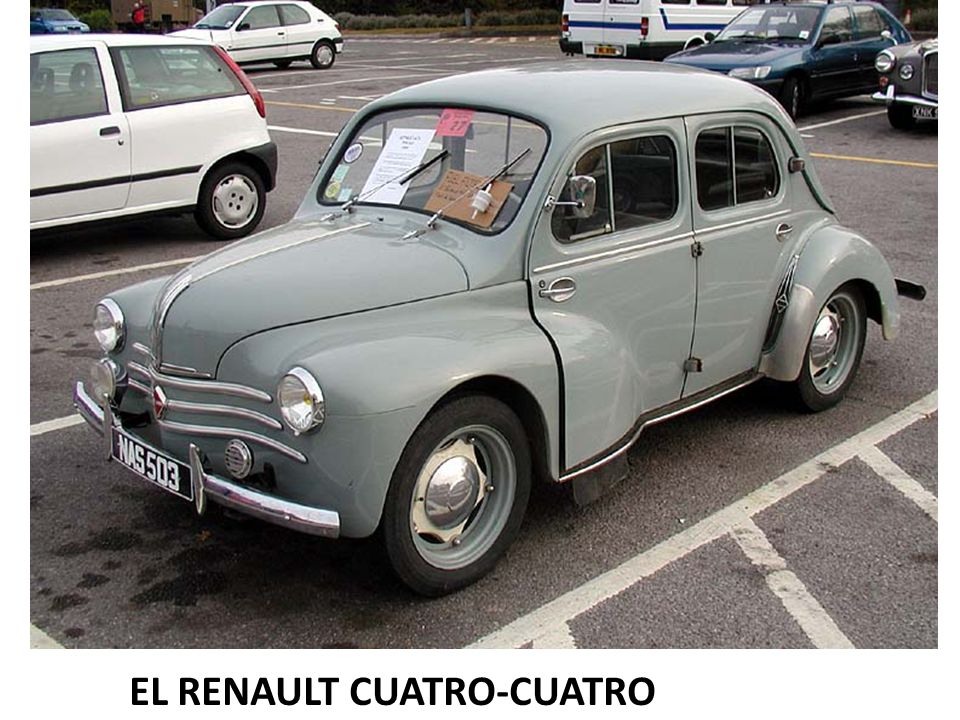 EL RENAULT CUATRO-CUATRO