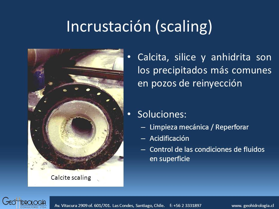 Incrustación (scaling)