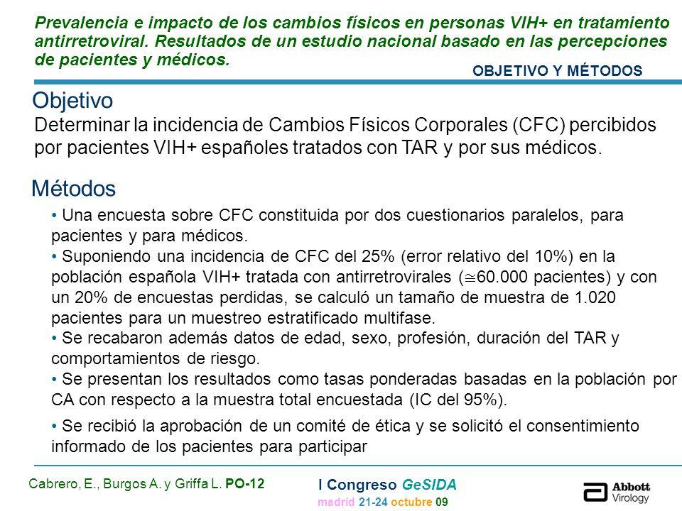 Cabrero, E., Burgos A. y Griffa L. PO-12