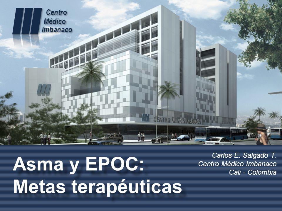 Asma y EPOC: Metas terapéuticas