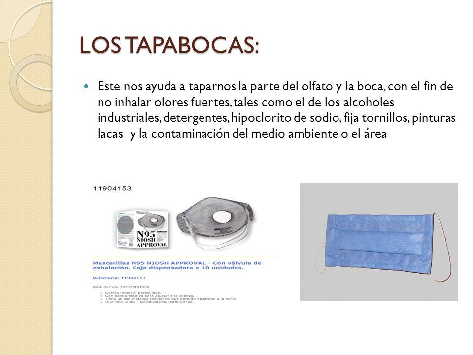 LOS TAPABOCAS: