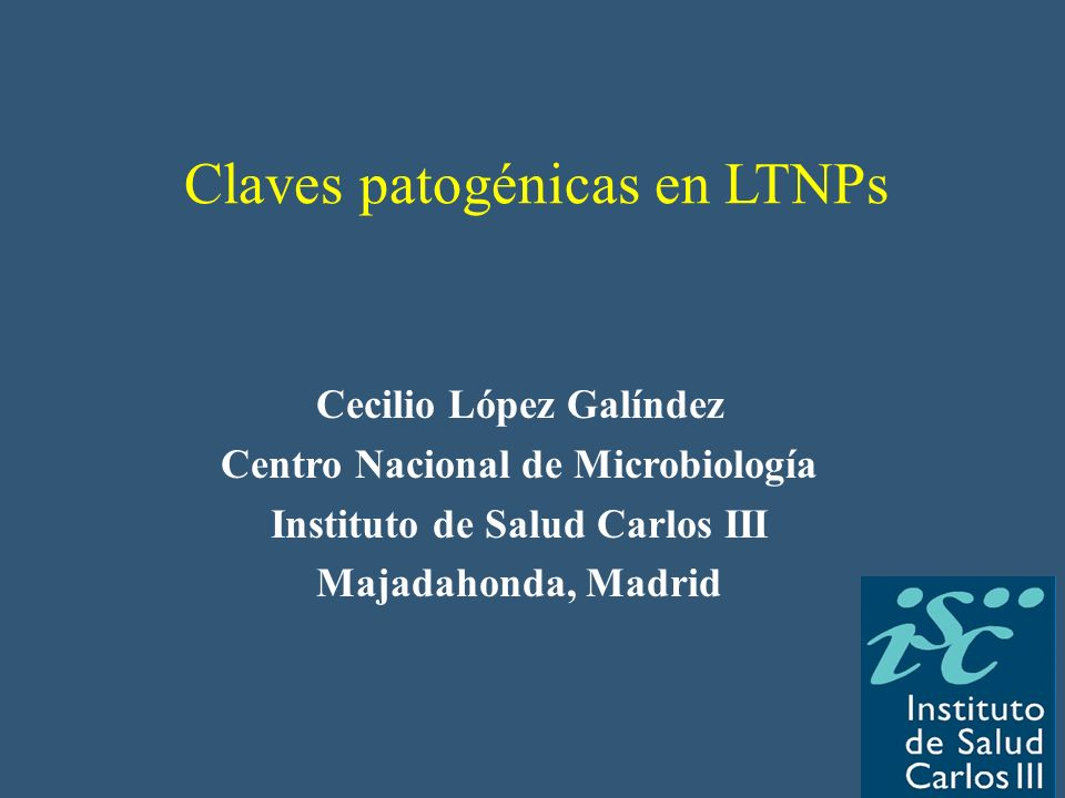 Claves patogénicas en LTNPs