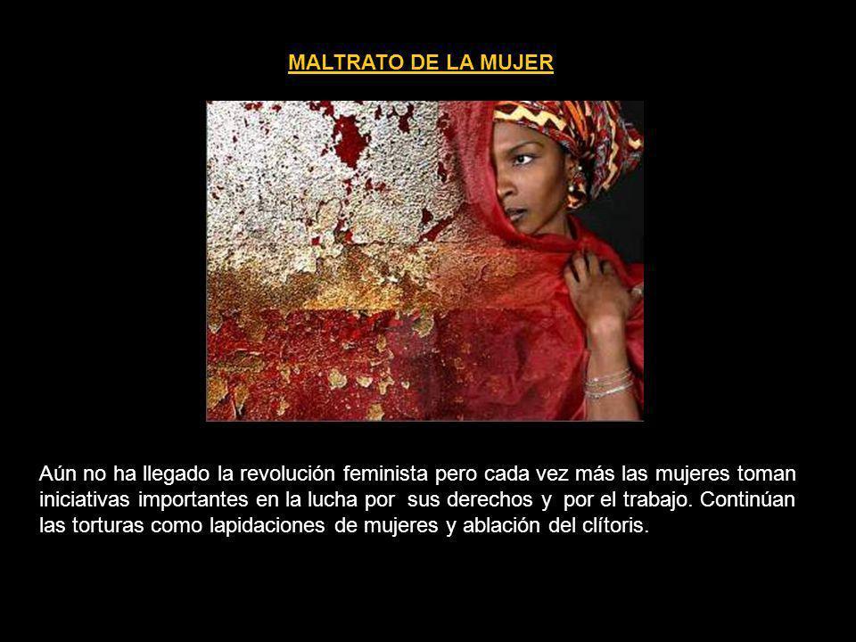 MALTRATO DE LA MUJER