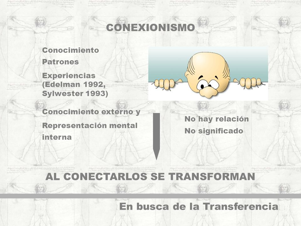 AL CONECTARLOS SE TRANSFORMAN