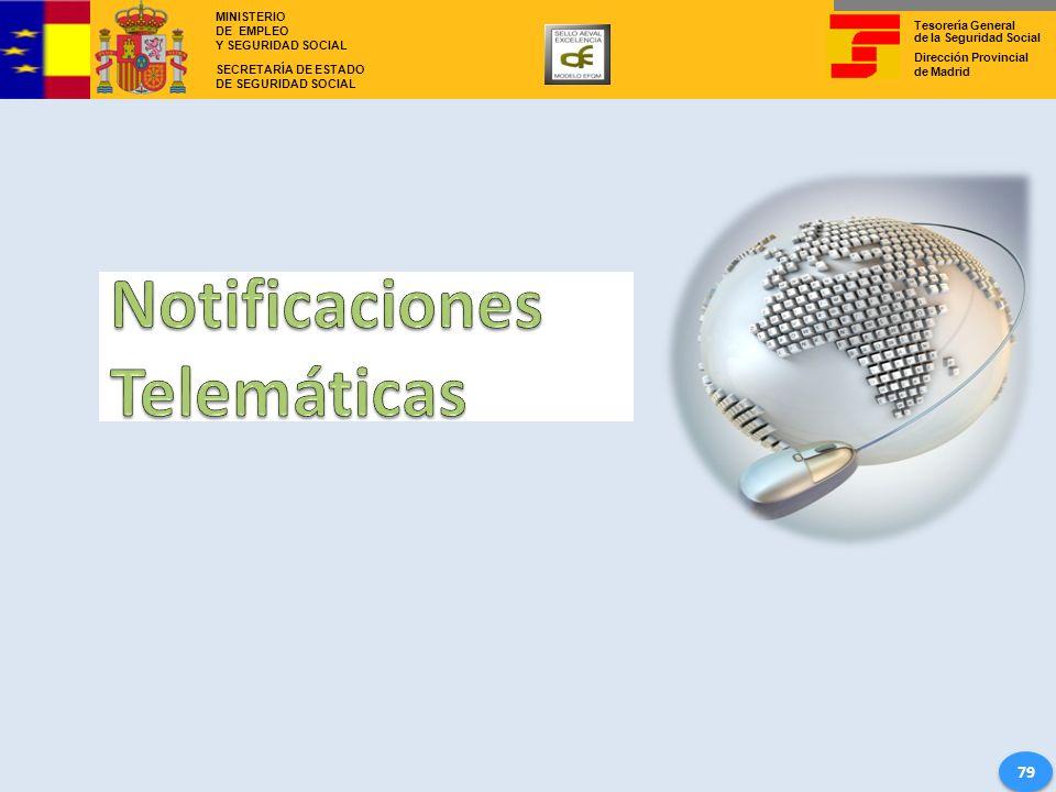 Notificaciones Telemáticas