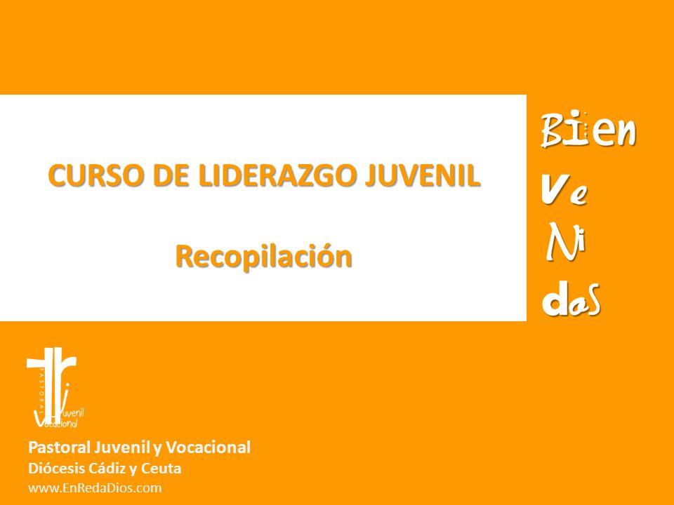 CURSO DE LIDERAZGO JUVENIL