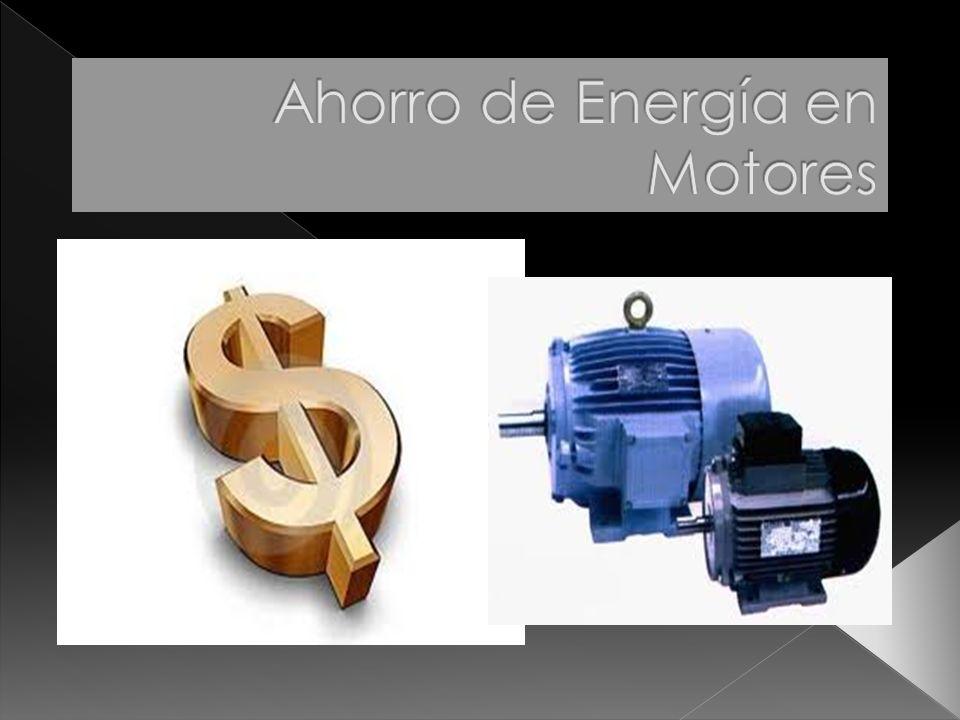 Ahorro de Energía en Motores