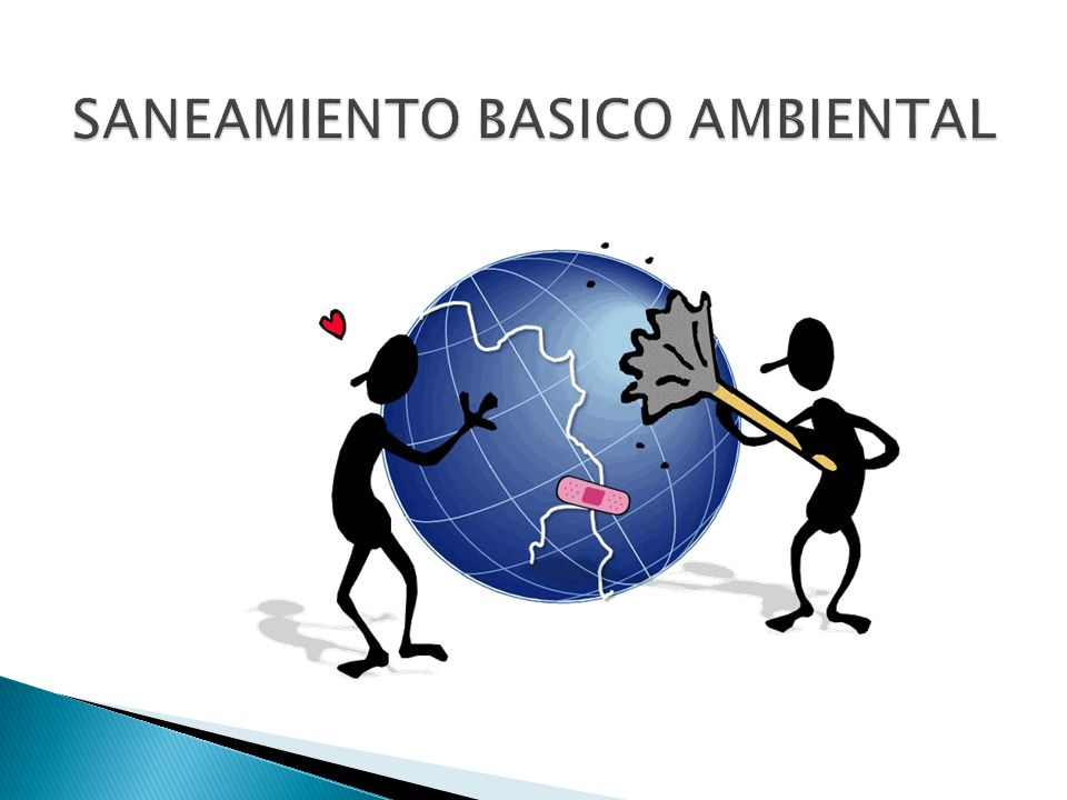 SANEAMIENTO BASICO AMBIENTAL