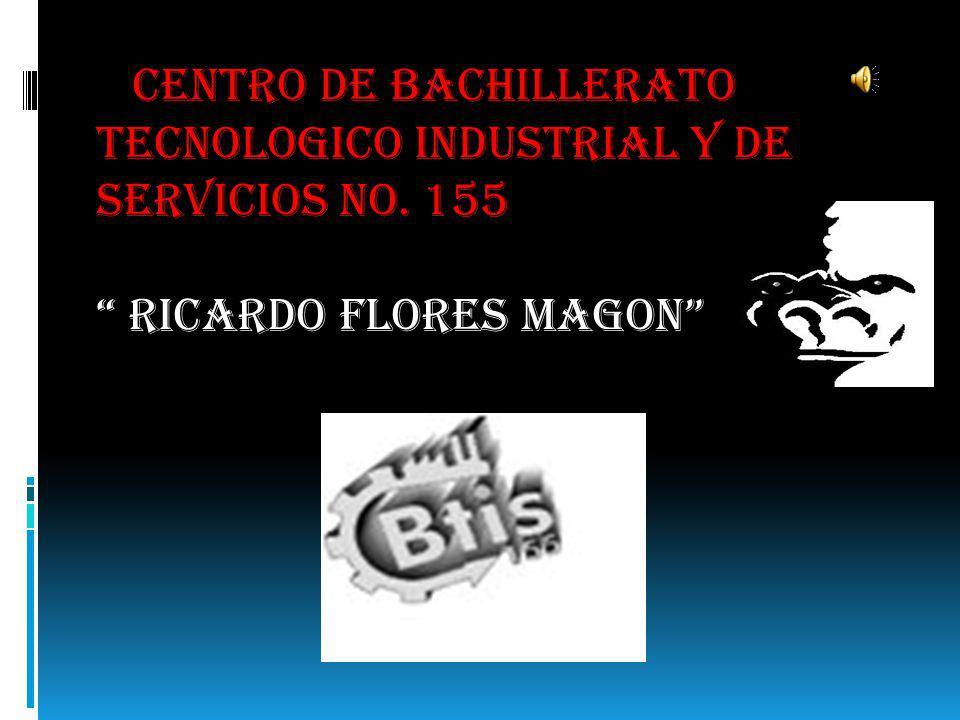 CENTRO DE BACHILLERATO TECNOLOGICO INDUSTRIAL Y DE SERVICIOS NO. 155