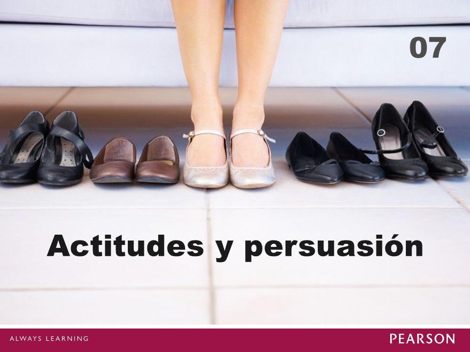 Actitudes y persuasión